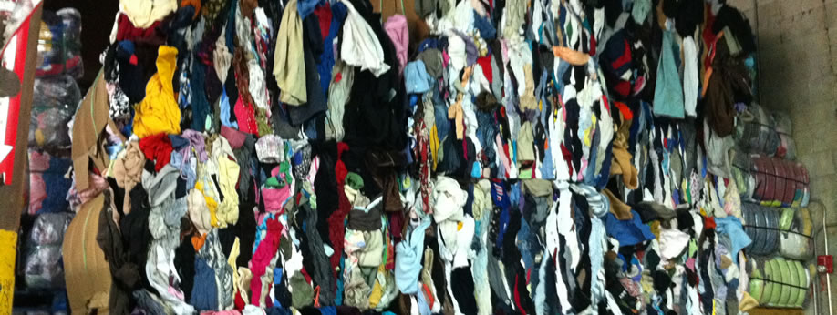 We offer a great assortment of used and vintage clothing